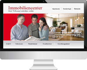 web immocenter